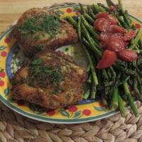 Chicken Cordon Bleu For Dinner