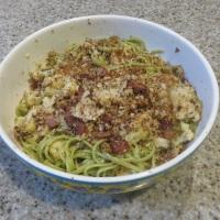 Creamy Cauliflower Pasta For Dinner